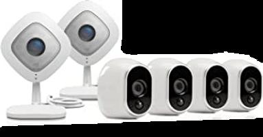 Arlo Q_Indoor_Outdoor Wireless Home Security System