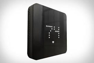 Zen Smart Home Thermostat_Black