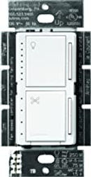 Lutron Maestro LED_ Fan Control and Dimmer