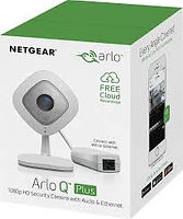 Arlo Q_Plus Home Security System