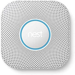 NEST_PROTECT WIRED SMOKE AND CARBON MONOXIDE DETECTOR