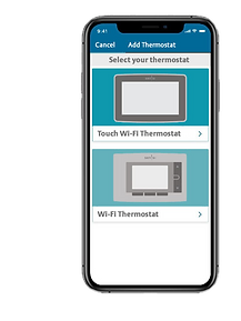 Sensi Touch Thermostat by Emerson_ Smart