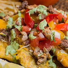 Loaded Tostones
