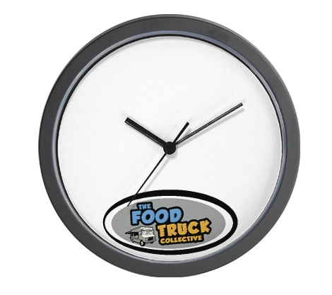 FTC Wall Clock