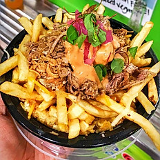 Mofongo Fries