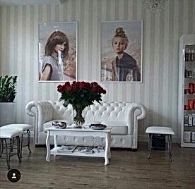 Sofa chesterfield glamour pikowana
