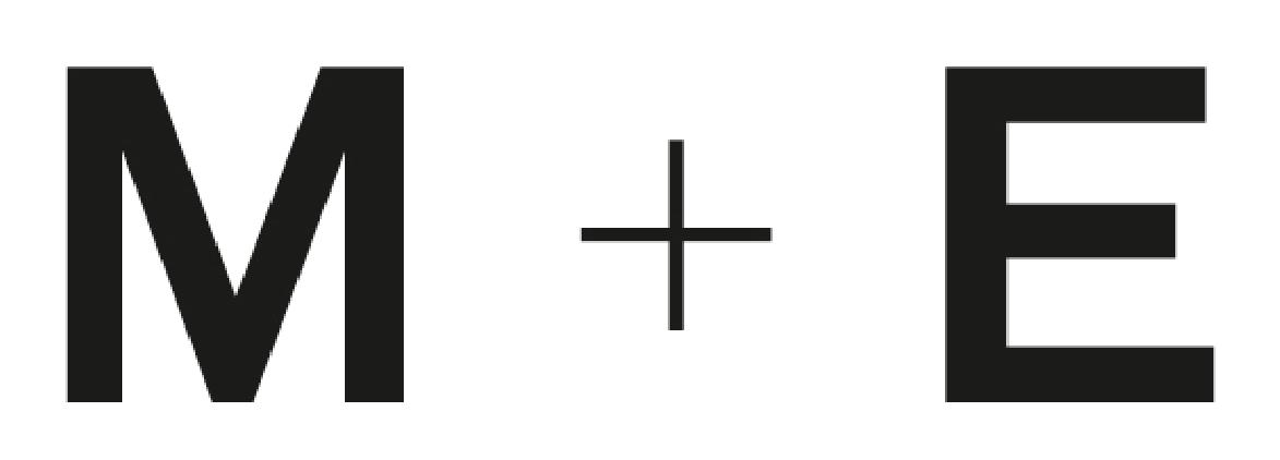 M + E Logo