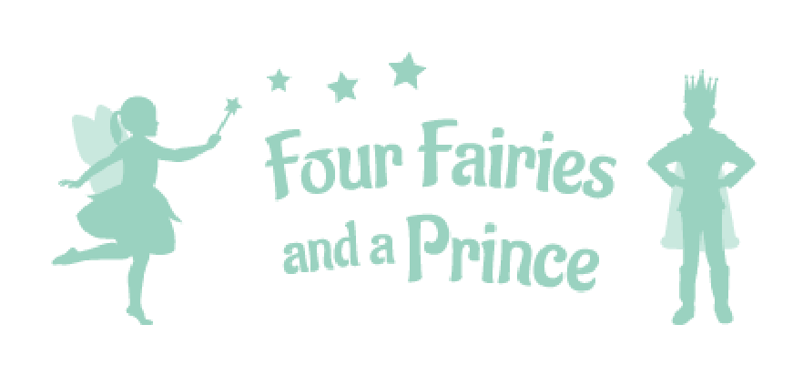 Four Faries & a Prince Logo