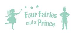 Four Faries & a Prince Logo