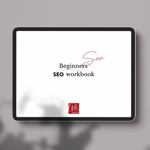 Beginners' SEO workbook