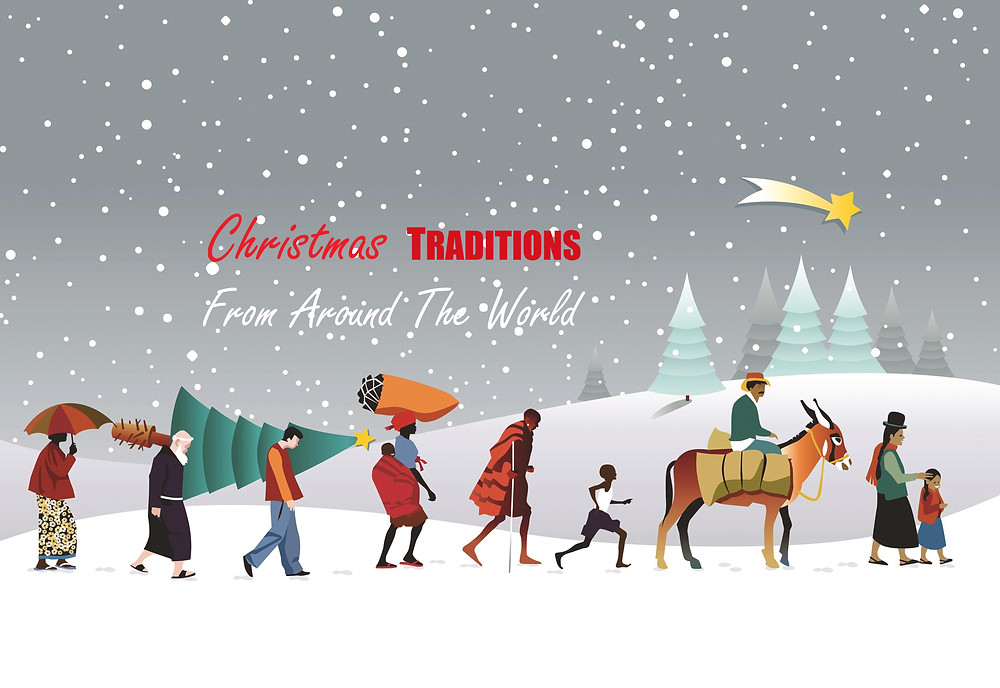 Christmas Traditions From Aroind The World | IMPACT Magazine