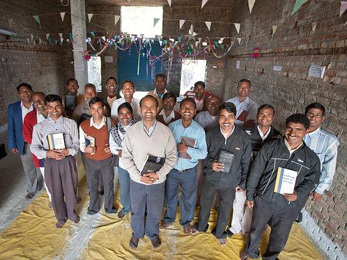 1-Year Third World (TW) Pastor Sponsorship
