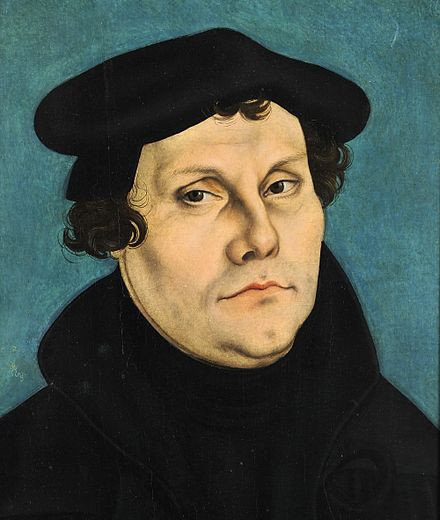 Lucas_Cranach_d.Ä._-_Martin_Luther,_1528_(Veste_Coburg)_(cropped) | IMPACT magazine | Christian magazine with an Asian perspective - Christianity