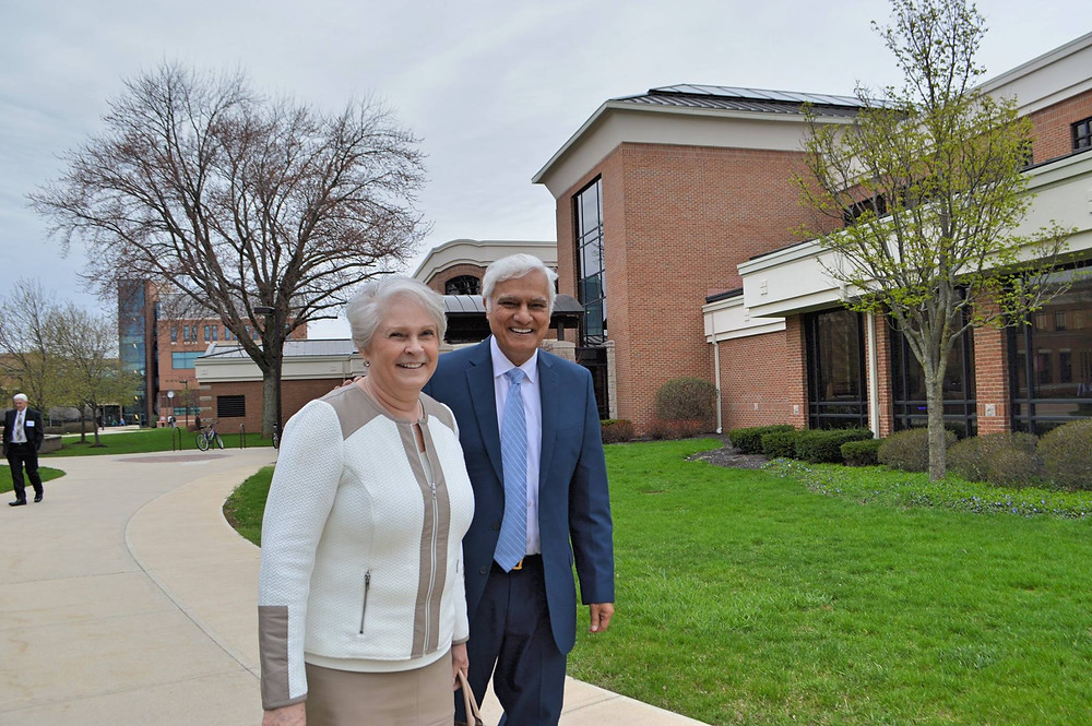 Ravi Zacharias with his wife | Featured in IMPACT Magazine | Christian magazine with an Asian perspective - Christianity