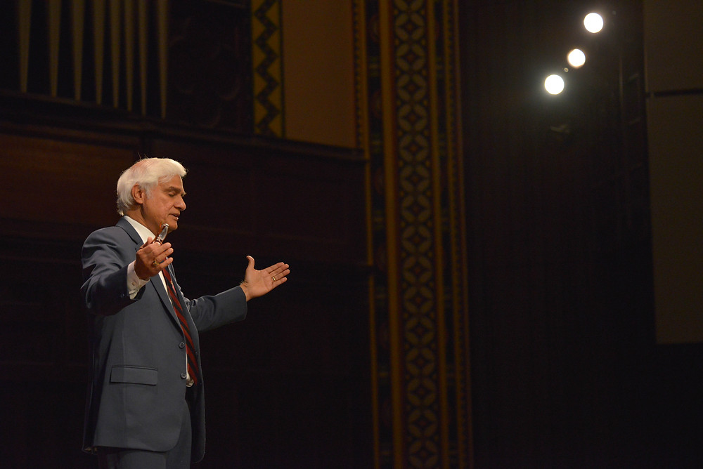 Ravi Zacharias | Featured in IMPACT Magazine | Christian magazine with an Asian perspective - Christianity