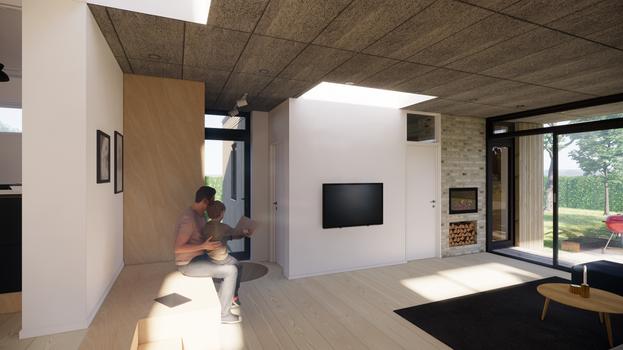 Tilbygning til murmestervilla