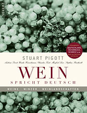Stuart Pigot, Wein spricht Deutsch