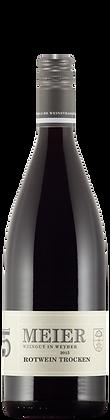2019 Rotwein trocken in der 1-Liter Mini-Magnum (Portugieser & Dornfelder)