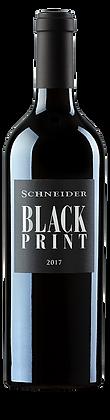 2018 Black Print (Merlot, Cabernet, Syrah, Blaufränkisch)