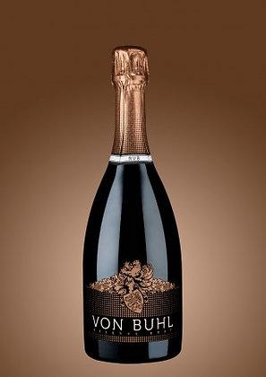 o.J. Von Buhl Reserve Winzersekt QbA brut (Pinot Blanc & Chardonnay)