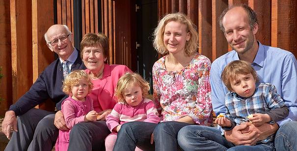 Die Winzerfamilie Regnery aus Klüserath an er Mosel