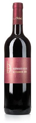 2015 Cuvée Alexander (Cabernet Sauvignon, Cabernet Franc, Merlot) QbA