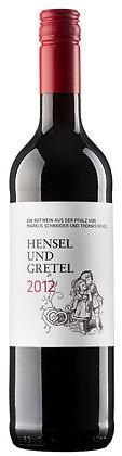 2015 Hensel & Gretel Rotwein-Cuvée, QbA trocken