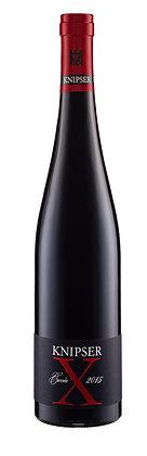 2015 Cuvée X (Merlot, Cabernet Franc, Cabernet Sauvignon)