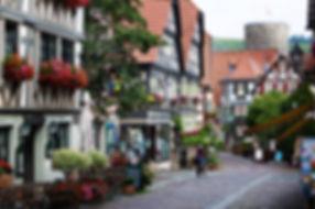 Fachwerkidylle in Besigheim, Württemberg