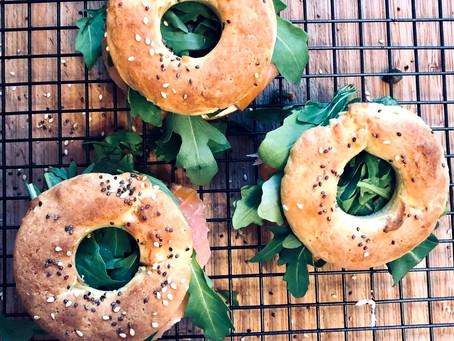 Bagels (Low-Carb & Keto-freundlich)