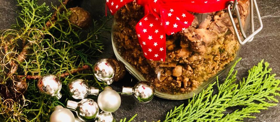 Weihnachtsmüsli (Low Carb & Keto-freundlich)