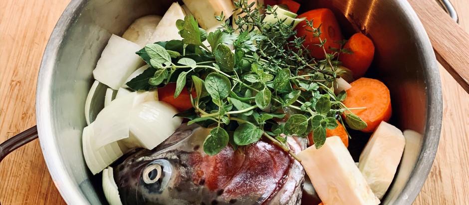 Der Fischfond - Grundrezept