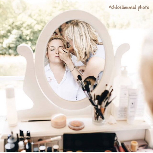 Mariage de Rivaulde miroir