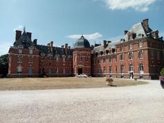 Mariage de Rivaulde chateau
