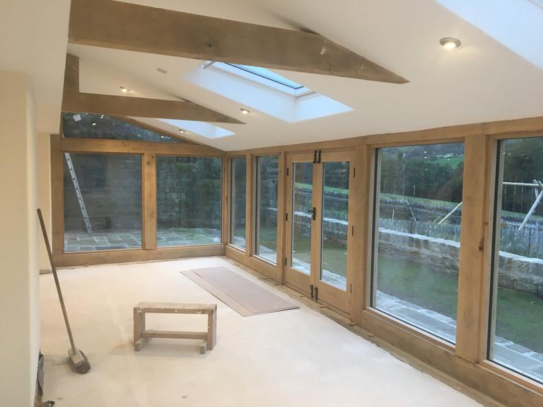 oak sunroom 5