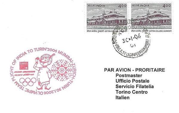 Turin Winter Olympics Games - 30 January