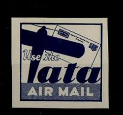 TATA AIRMAIL COLLECTION 1932-1948