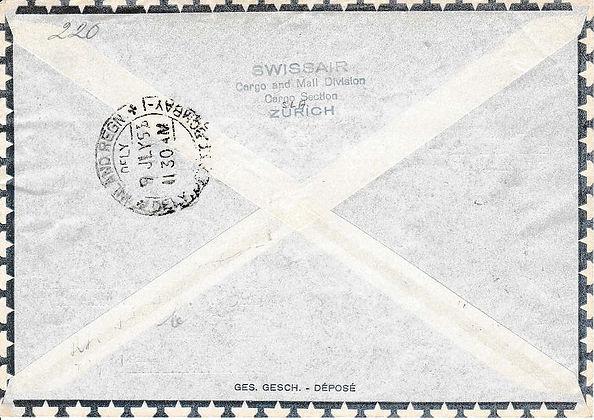 AIR INDIA_7th May 1955 Bombay Tokyo_0009