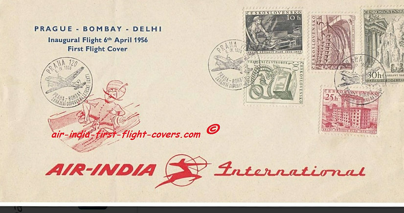 1956 PRAGUE DELHI BOMBAY.JPG