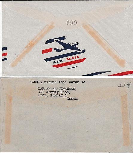 AIR INDIA 8TH JUNE 1948 RAJPUT LONDON_00