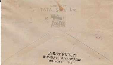 1935 BOMBAY TRIVANDRUM TATA FFC BACK.jpg