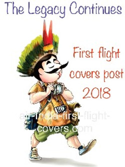 New AIR INDIA First Flight covers legacy continues