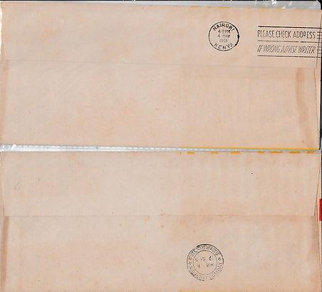 AIR INDIA_4TH MAY 1961 BOMBAY NAIROBI BOMBAY FFC .JPG