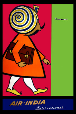 Air-India-posters