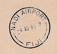 AIR INDIA BOMBAY NANDI BOMBAY 3RD AUGUST