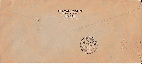 AIR INDIA_7th May 1955 Bombay Tokyo_0003