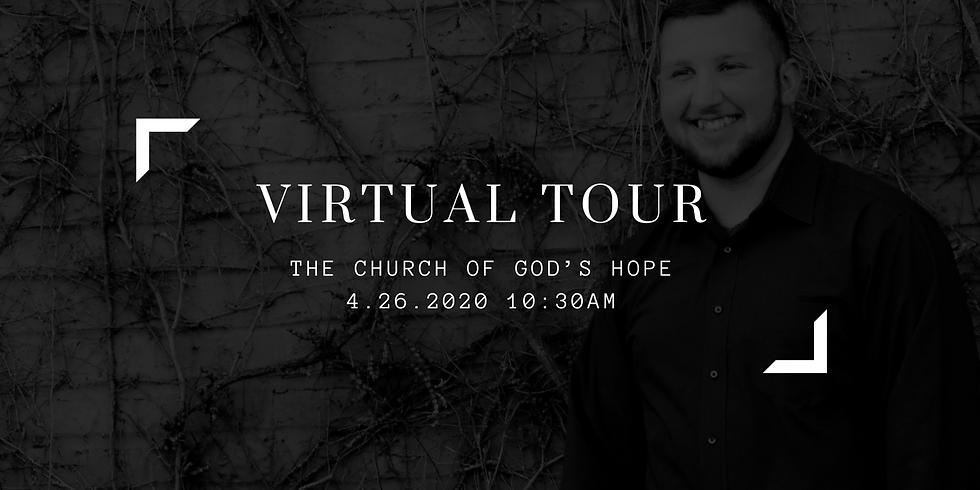 Virtual Tour - The Church of God's Hope