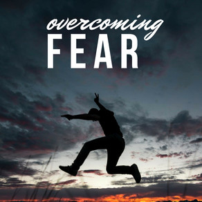 Overcoming Fear to fulfill Your Purpose.