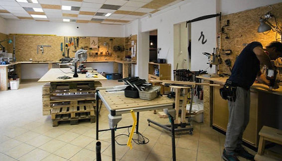 WORKSHOP FURNITURE DESIGN FURNITURE MAKE