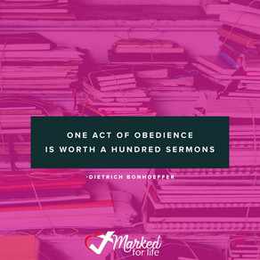 WORSHIP=OBEDIENCE